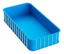 BDD.com.ua полипропиленовый бассейн прямоугольный